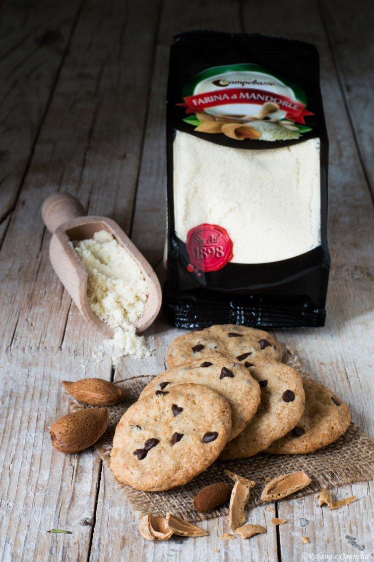 Cookies alla mandorla